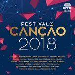 festival da cancao 2018 - v.a