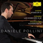 chopin: etude op. 10 no. 12 in c minor (single) - daniele pollini