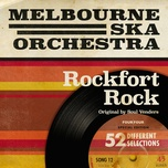 rockfort rock (single) - melbourne ska orchestra