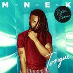 tongue (riton remix) (single) - mnek