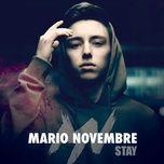 i can't dance (single) - mario novembre