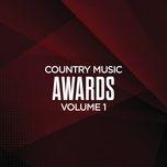 country music awards, volume 1 - v.a