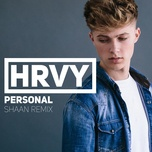 personal (shaan remix) (single) - hrvy