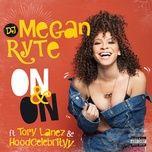 on & on (single) - dj megan ryte
