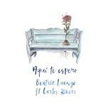 aqui te espero (version balada) (single) - beatriz luengo, carlos rivera