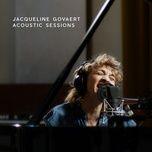 acoustic sessions (ep) - jacqueline govaert