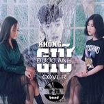khong giu duoc anh cover (single) - p.m band