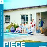 piece (japanese album) - monsta x