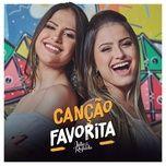 cancao favorita (ao vivo / ep) - julia & rafaela