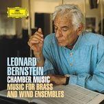 bernstein: ensemble & chamber music - v.a