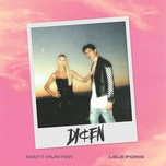 dicen (single) - matt hunter