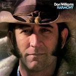 harmony - don williams