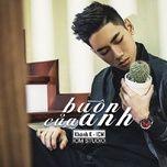 buon cua anh (solo version) (single) - k-icm