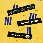 piano moods - buddy weed