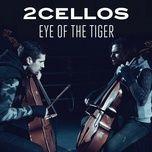 eye of the tiger (single) - 2cellos