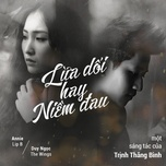 lua doi hay niem dau (single) - duy ngoc, annie thu thuy