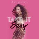 take it easy (single) - ho quynh huong