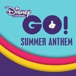 disney channel go! summer anthem (single) - cast, freaky friday