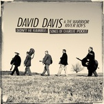 ramblin' blues (single) - david davis, the warrior river boys