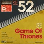 game of thrones theme (single) - melbourne ska orchestra