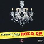 hold on (eva shaw remix) (single) - ncredible gang, sahyba