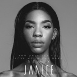 you only say you love me in the dark (laynord remix) (single) - janice