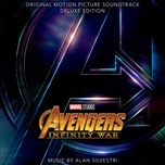 avengers: infinity war (original motion picture soundtrack) (deluxe edition) - alan silvestri