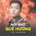 noi nho que huong (single) - cd.hoang