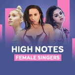 female singers high notes - v.a