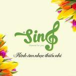 nhac thieu nhi (sing channel) - v.a