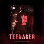 teenager (repackage mini album) - kim samuel