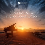 sentimental piano compilation (instrumental piano jazz, relaxing piano lounge) - v.a