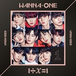 1÷x=1 (undivided) (mini album) - wanna one