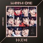 1÷x=1 (undivided) (mini album) - wanna one