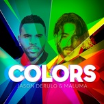 colors (single) - jason derulo, maluma