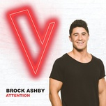 attention (the voice australia 2018 performance / live) (single) - brock ashby