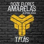 doze flores amarelas - a opera rock - titas