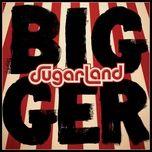 tuesday's broken (single) - sugarland