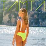 tag you in my sky (single) - tamta