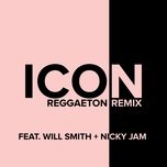 icon (reggaeton remix) (single) - jaden smith, will smith, nicky jam