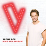 don't stop believin' (the voice australia 2018 performance / live) (single) - trent bell