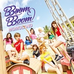 bboom bboom (japanese single) - momoland