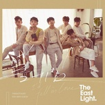 love flutters (mini album) - the east light