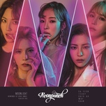 moonlight (1st debut single album) - neonpunch