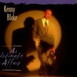 an intimate affair - kenny blake
