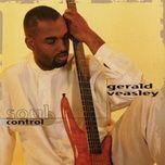 soul control - gerald veasley