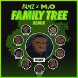 family tree (remix) (single) - ramz, m.o.