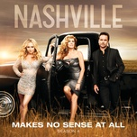 makes no sense at all (single) - nashville cast, aubrey peeples