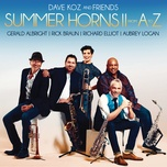 summer horns ii from a to z - dave koz