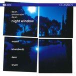 night window - paul dean